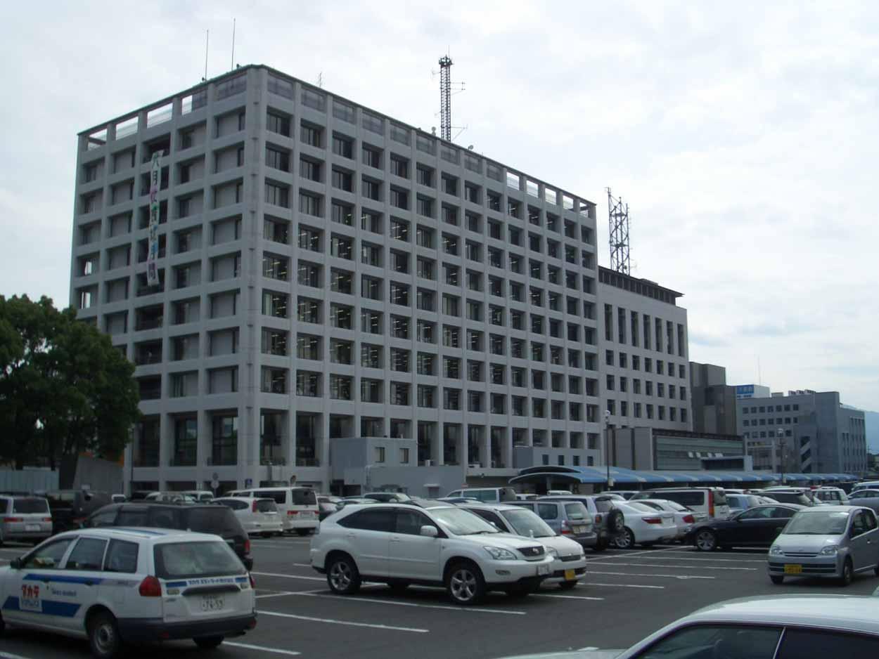 富士市役所 23年前の組織と比べると?_f0141310_21285627.jpg
