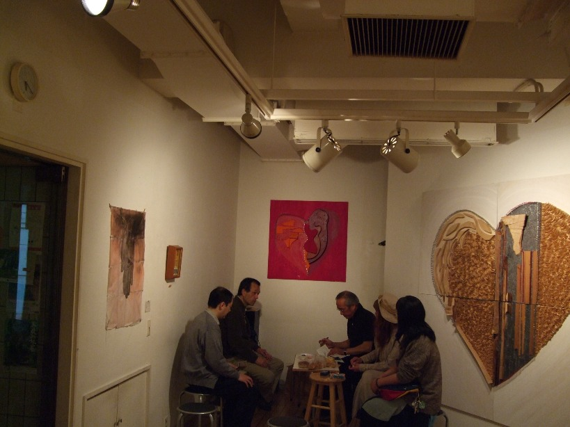 642) たぴお 「札幌現代美術展」 終了・5月19日(月)~5月24日(土) _f0126829_18525737.jpg