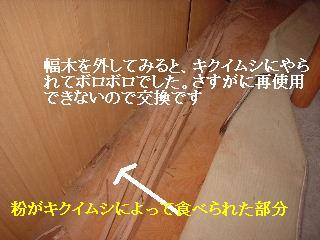 板壁の断熱材工事_f0031037_1547216.jpg