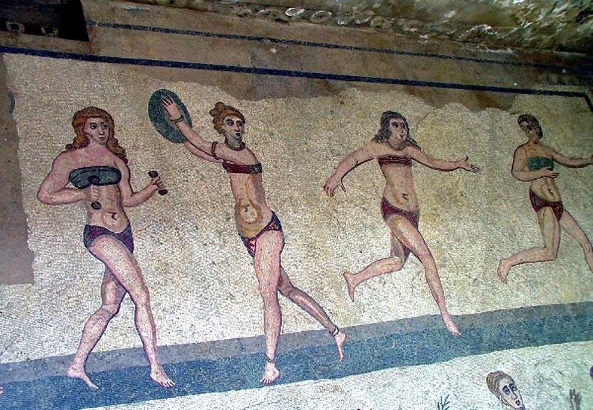 ローマ帝国遺跡 13 イタリア シシリー島②アグリジェントとピアッツァ_e0108650_21132356.jpg