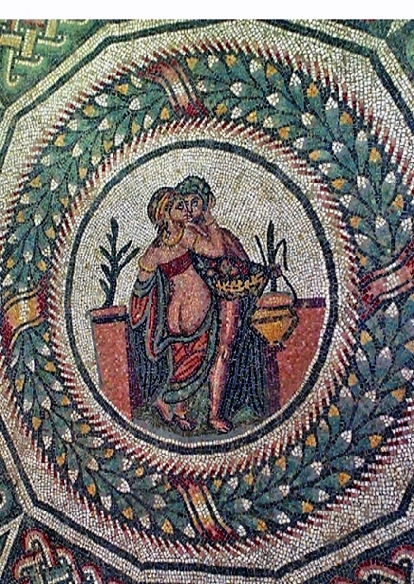 ローマ帝国遺跡 13 イタリア シシリー島②アグリジェントとピアッツァ_e0108650_21135166.jpg
