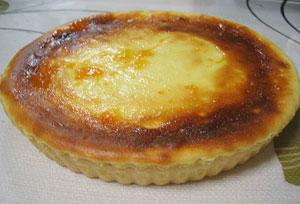 今日のお菓子(チーズケーキ)_f0001469_1431778.jpg