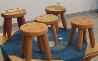サラス工房木工展 「雲の流れる町」_a0097817_1923443.jpg