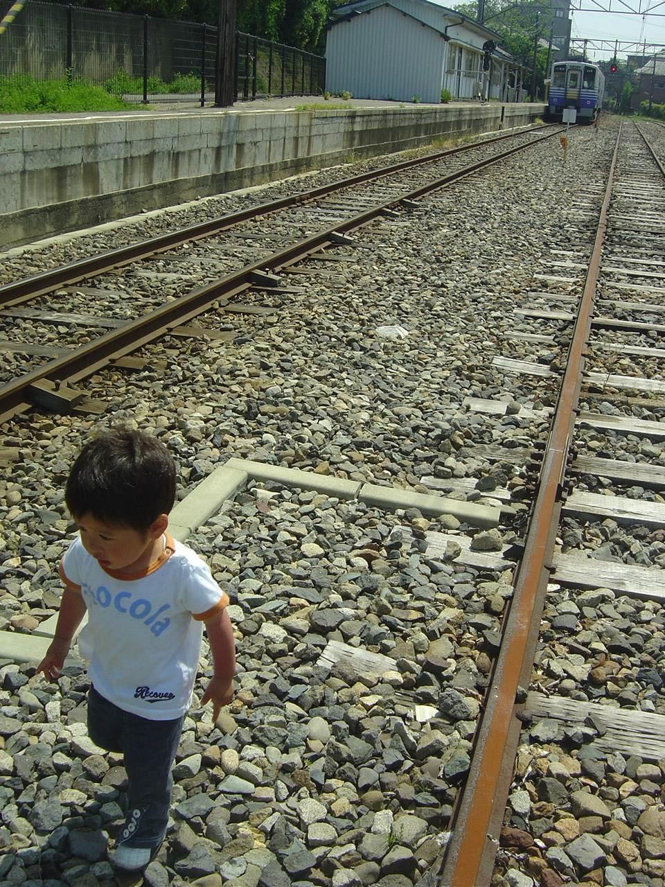 京福電車。_f0165030_8384853.jpg