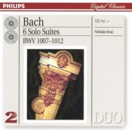J.S.Bach: 6 Cello Suites BWV1007-1012@今井信子_c0146875_10343673.jpg