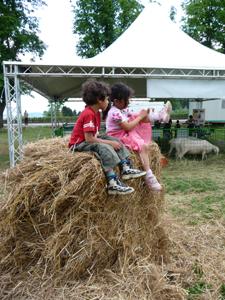 農業祭りで再会♪_f0106597_4575269.jpg