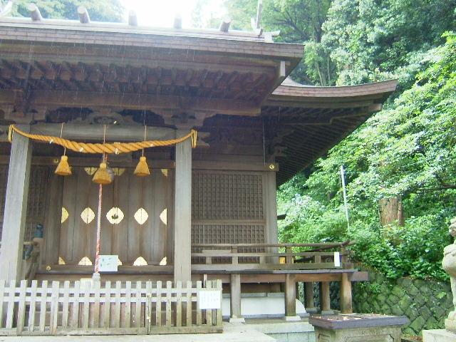 鎌倉旅行2006 28甘縄神明宮_d0029066_6185257.jpg
