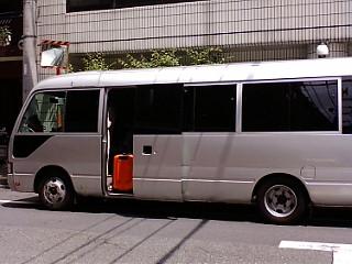 2008年6月6日 いざ大阪へ_c0068174_1112159.jpg