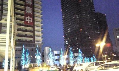 クリスマスみたい?!_c0103712_22185833.jpg