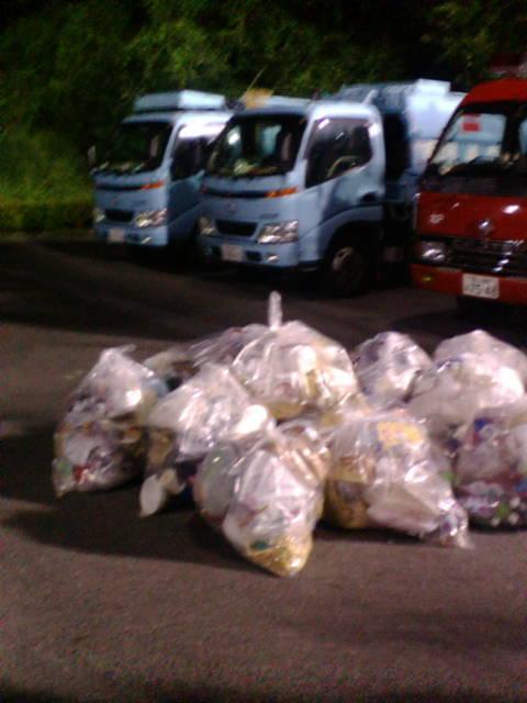 ゴミ対策はプロ野球開催にも必須_e0094315_0235356.jpg