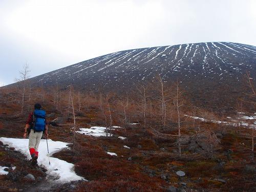 <2008年5月17日> 世界有数の活火山「浅間山」に登る_c0119160_21471495.jpg