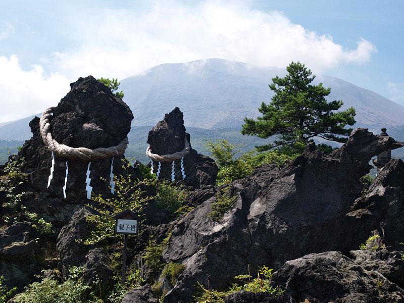 <2008年5月17日> 世界有数の活火山「浅間山」に登る_c0119160_21591395.jpg
