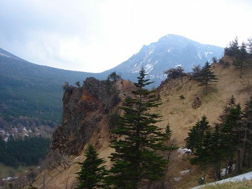 <2008年5月17日> 世界有数の活火山「浅間山」に登る_c0119160_2240499.jpg