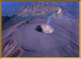 <2008年5月17日> 世界有数の活火山「浅間山」に登る_c0119160_2272439.jpg