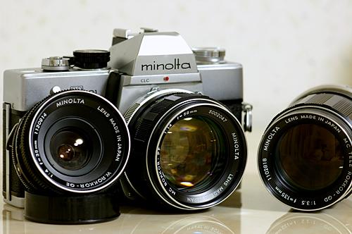 [機械式カメラ]ミノルタ・SRT101_a0009562_11572835.jpg