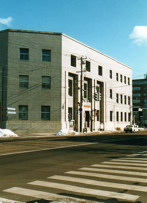 函館市立病院外来診療棟建設(建築家・関根要太郎作品研究、4)_f0142606_17263416.jpg