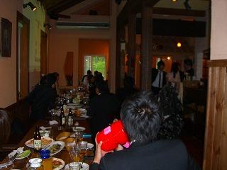 結婚式ニ次会 【Chef's Report】_f0111415_153826.jpg
