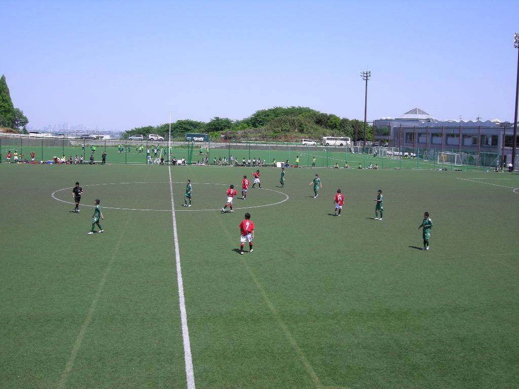FAプリンスリーグU-18関東2008 -東京ヴェルディユース 1-1 浦和レッドダイヤモンズユース_e0039513_2212494.jpg
