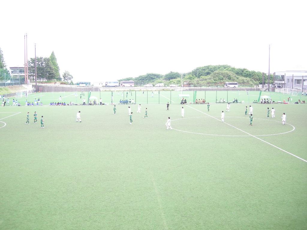 日本クラブユースサッカー選手権関東大会 -東京ヴェルディユース 5 - 0 栃木サッカークラブユース _e0039513_2292312.jpg