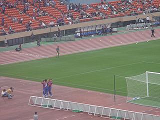 ベルディ川崎×FC東京 ナビスコカップ予選リーグ第6節 _c0025217_20572027.jpg
