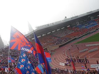 ベルディ川崎×FC東京 ナビスコカップ予選リーグ第6節 _c0025217_2058689.jpg