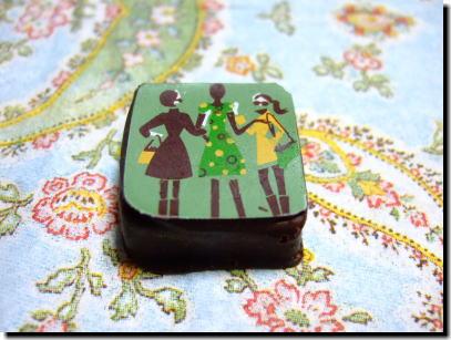 Marie Belle のチョコレート