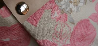 ピンクの花が咲いた、咲いたバッグ_a0102486_1714478.jpg