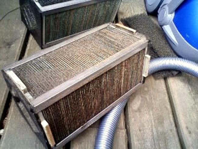 第一種熱交換器の掃除!_f0150893_15533195.jpg