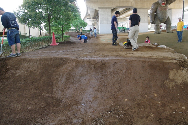 川口ゴリラ6月定期戦な風景..._b0065730_11372097.jpg