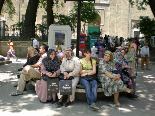 6月9日(月)トルコ旅行①・・・イスタンブール~プルサ~チャナッカレ_f0060461_12542323.jpg