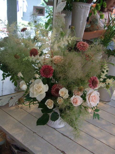 オークリーフ花の教室(阿部さんの作品)_f0049672_158586.jpg