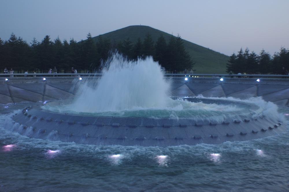 モエレ沼公園「海の噴水」1_f0042194_024240.jpg