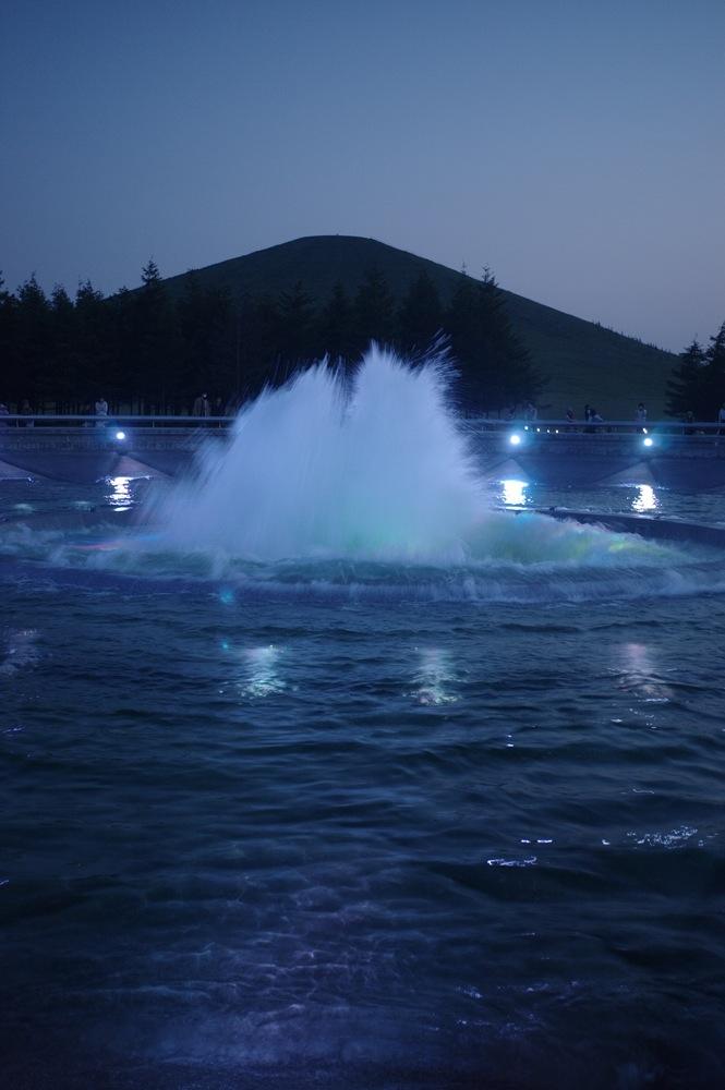 モエレ沼公園「海の噴水」2_f0042194_0264247.jpg