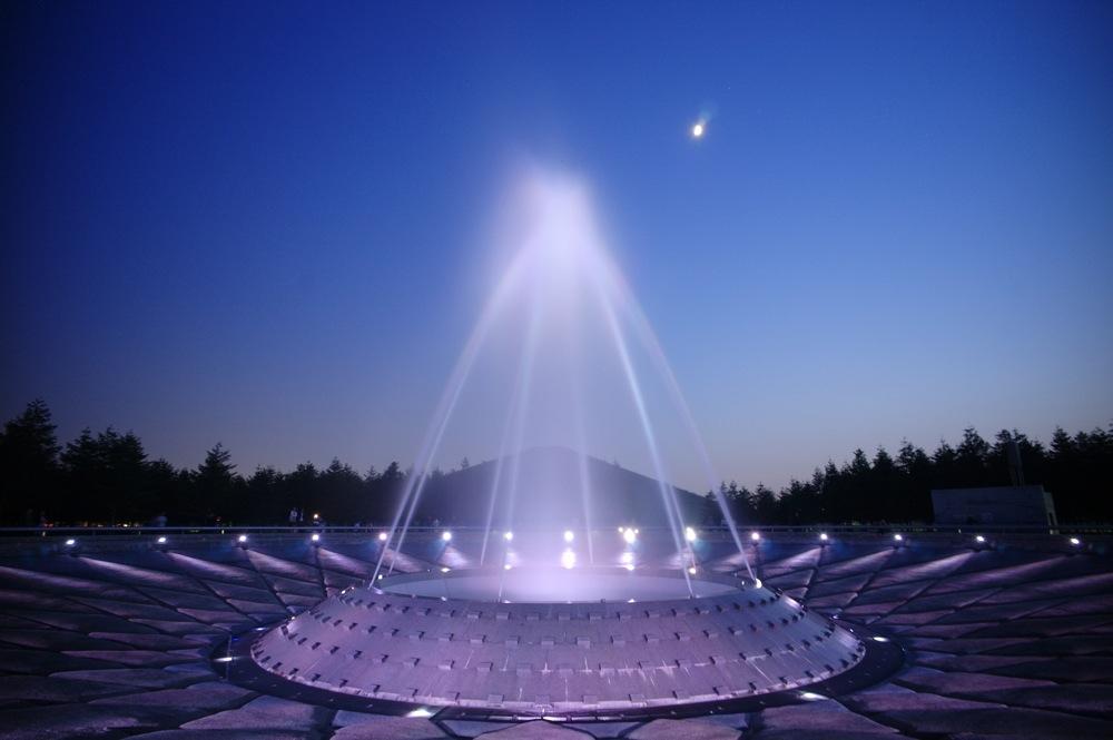 モエレ沼公園「海の噴水」3_f0042194_0571865.jpg