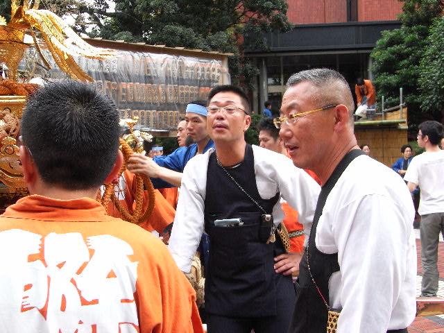 6月10日(火) 町内神輿クライマックス_d0082944_102449.jpg