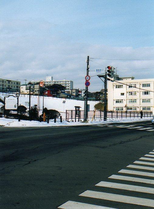 函館市立病院外来診療棟建設(建築家・関根要太郎作品研究、5)_f0142606_21201027.jpg
