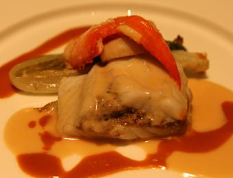 東京ミッドタウン 「45」 フランス料理_b0040615_1726331.jpg