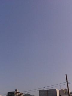 梅雨の晴れ間_e0094315_8131045.jpg