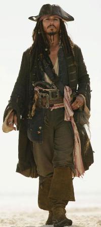 電影神鬼奇航 Jack Sparrow的原型-Calico Jack_e0040579_9433885.jpg