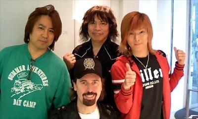 元ホワイトスネイクのギタリストと対談&セッション☆_e0146185_14846100.jpg