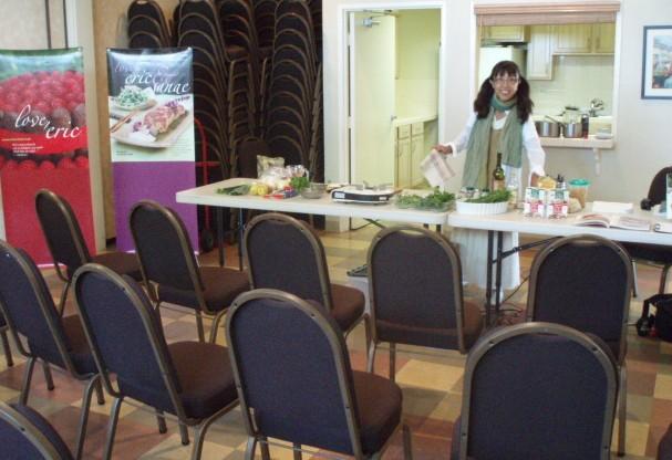 サンタモニカ滞在日記 <最後は料理教室> ⑪ ♪_f0095325_21483762.jpg