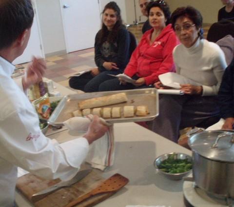 サンタモニカ滞在日記 <最後は料理教室> ⑪ ♪_f0095325_21573658.jpg
