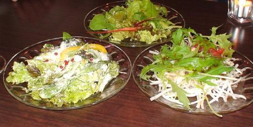 コンビビオ・Convivio[イタリア料理]     2008年6月14日_d0083265_01671.jpg