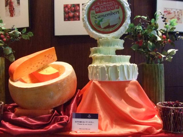 ヒルトン名古屋 ザ・ギャラリー チーズケーキ&チェリーデザートフェア_f0076001_1132655.jpg