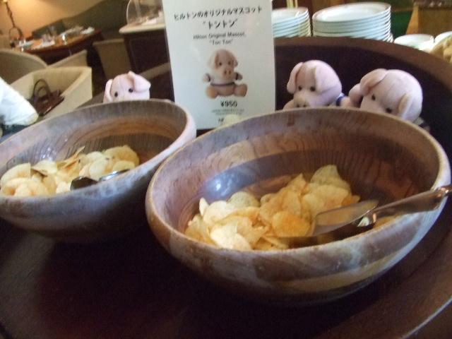 ヒルトン名古屋 ザ・ギャラリー チーズケーキ&チェリーデザートフェア_f0076001_1145597.jpg