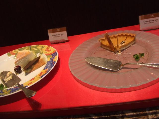 ヒルトン名古屋 ザ・ギャラリー チーズケーキ&チェリーデザートフェア_f0076001_114898.jpg