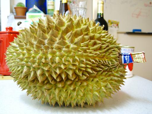 ドリアン, durian