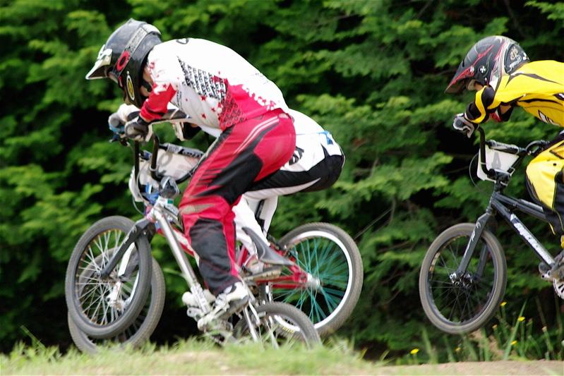 2008JOSF緑山6月定期戦VOL5:BMXエキスパートクラス予選_b0065730_20495821.jpg