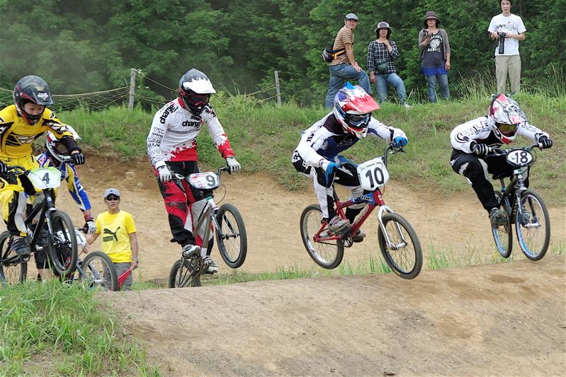 2008JOSF緑山6月定期戦VOL5:BMXエキスパートクラス予選_b0065730_20512830.jpg