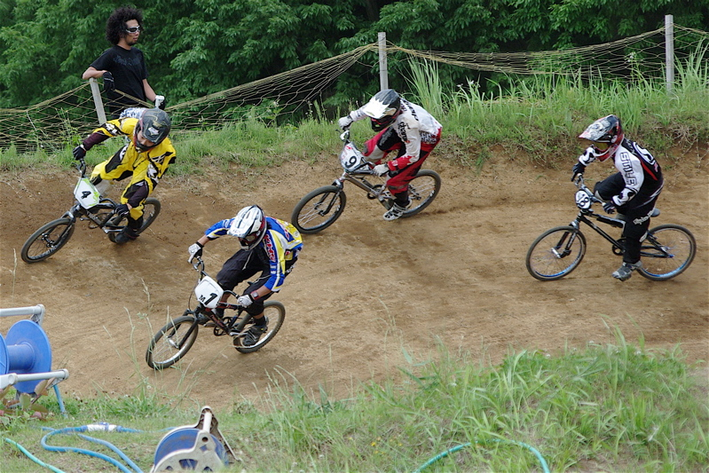 2008JOSF緑山6月定期戦VOL5:BMXエキスパートクラス予選_b0065730_2057432.jpg